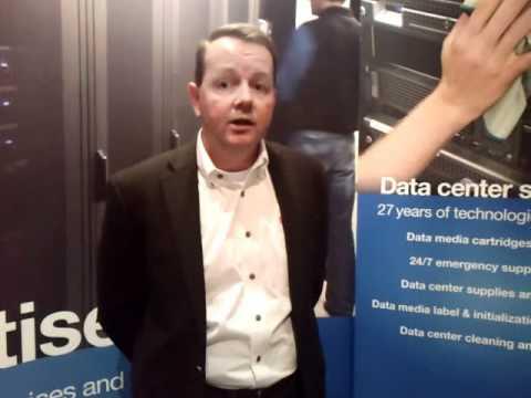Staples Data Center Services at Data Center World