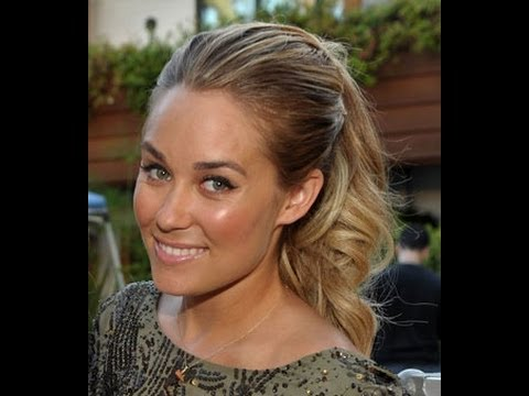 Lauren Conrad winged eyeliner and contour
