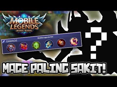 MAGE DENGAN DAMAGE TERGILA!? AUTO MENANG!! [ft. NevinGaming] - Mobile Legends Indonesia