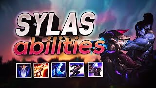 *NEW* SYLAS ABILITIES REVEALED!! New Champion Sylas The Unshackled - League of Legends Season 9