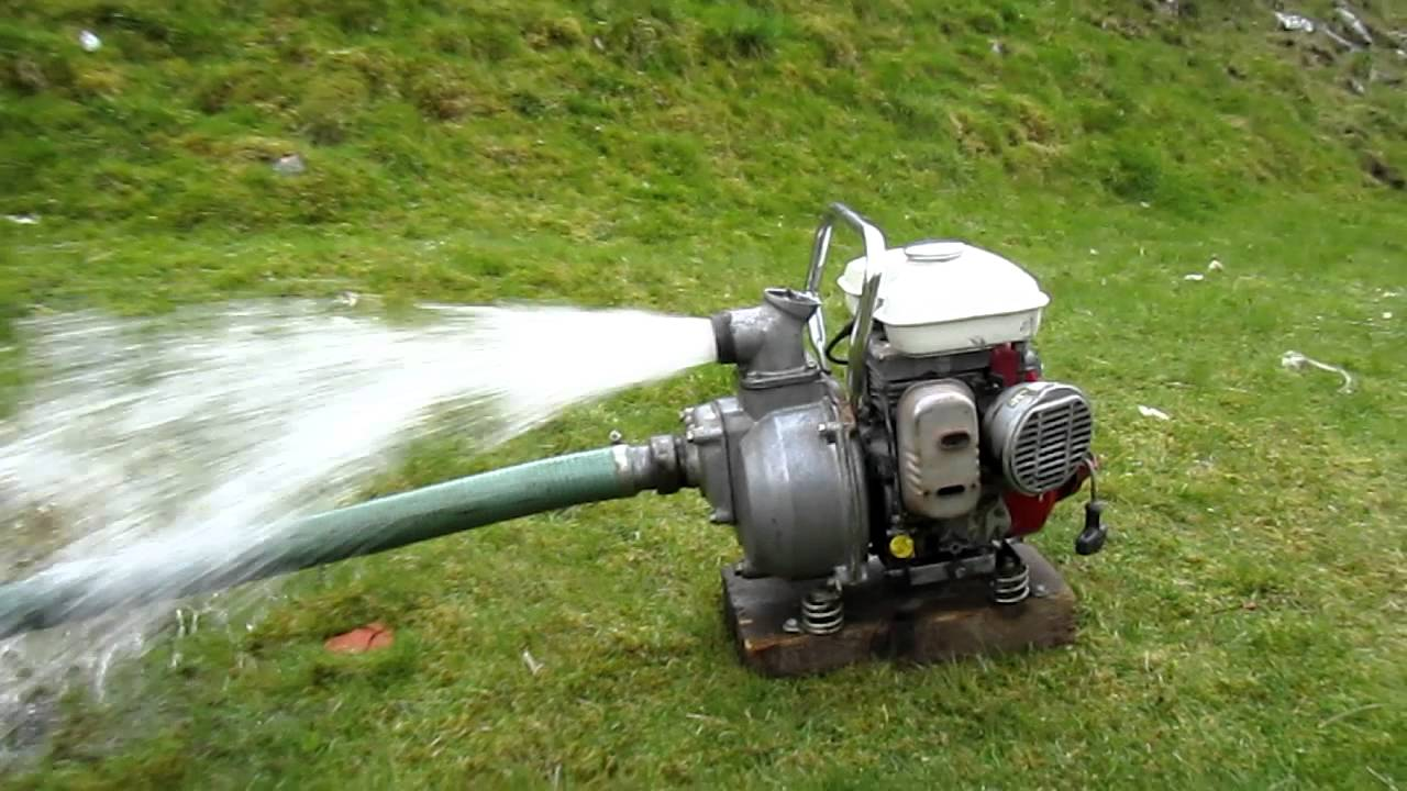 Honda G150 Water Pump
