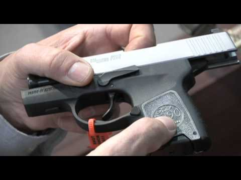 GunsAmerica TV/Blog - Sig Sauer   P290  Tiny 9mm CCW Pocket Pistol