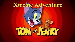 Tom And Jerry - Xtreme Adventure. Fun Tom and Jerry 2019 Games. Baby Games #LITTLEKIDS