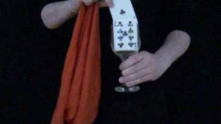 Magician In Bath THUNDER DOWN UNDER - Card Trick