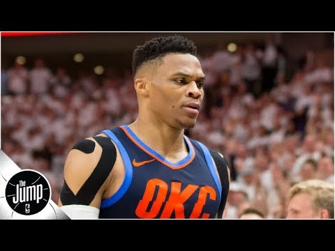 Download Lagu  'How on Earth' is OKC a playoff threat if it lost to Jazz last year? - Richard Jefferson | The Jump Mp3 Free