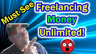 Make Unlimited $$$ | Earn Money Online from Freelancing
