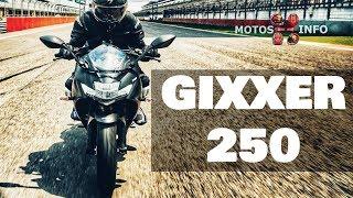 All New Suzuki Gixxer 250 | Top speed | ¿La mejor 250 cc del momento?