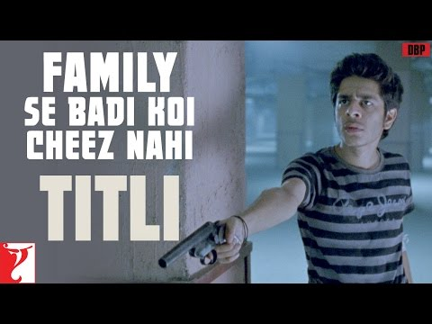 Family Se Badi Koi Cheez Nahi - TITLI