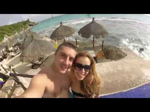Fun times in Cancun - Mexico Dec 2014