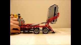 Lego Technic 42024 Replica by dokludi