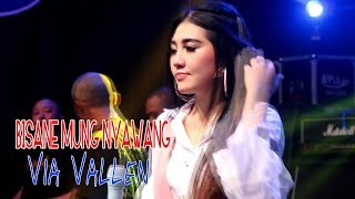 download lagu Via Vallen - Bisane Mung Nyawang [OFFICIAL] gratis