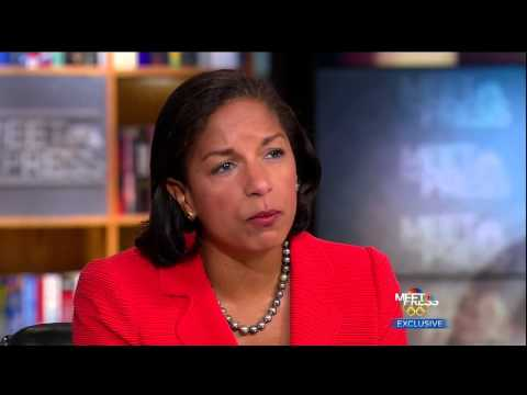 Susan Rice: No regrets about Benghazi Sunday show Benghazi appearances