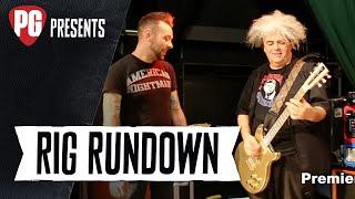 Rig Rundown - Melvins' Buzz Osborne [2015]