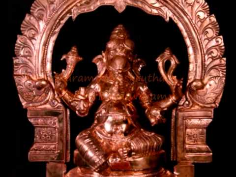 Ganesha Pancharathnam-with Lyrics-MS.Subbulakshmi.wmv