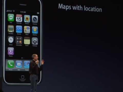 Macworld 2008 Steve Jobs Apple Keynote Highlights