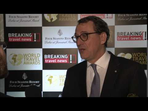 Laurent Chaudet, general manager, Pullman Dubai Deira City Centre