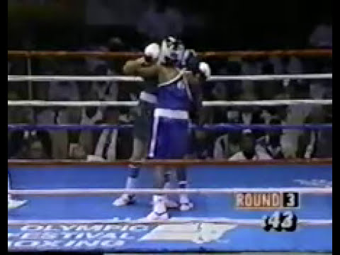 Oscar De La Hoya vs Patrice Brooks (amateur)