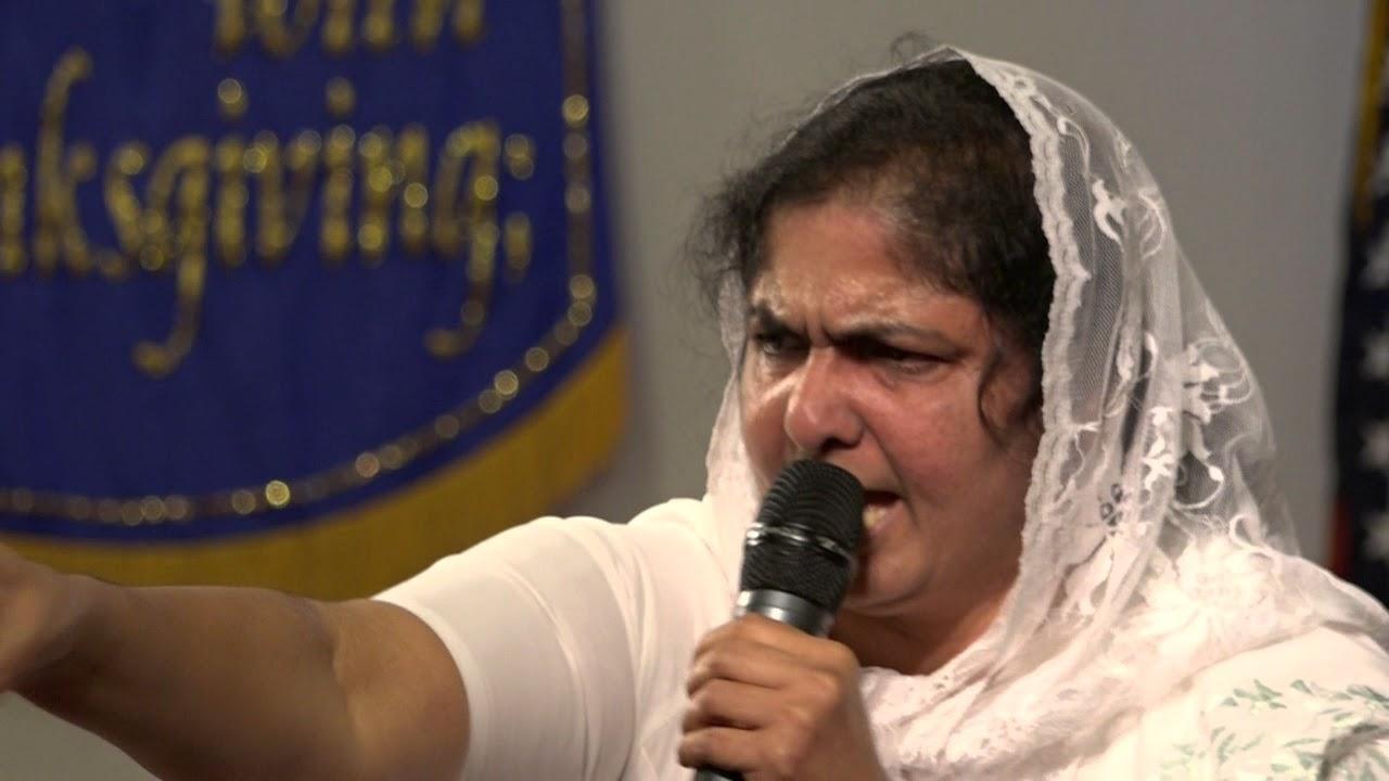 കൊമ്പുകളെ തകർക്കുവാനുള്ള അഭിഷേകം ആവശ്യം.Sis. Susan Thomas (Bahrain)