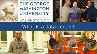 S7 Ep.11 - The George Washington University Data Center Tour - TechTalk with Solomon