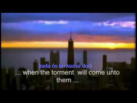 Message from God to humankind, powerful Quran recitation by Mishary, eng sub