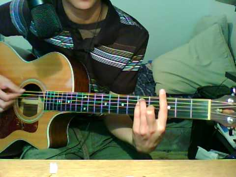 Guitar Lesson: Lucky- Jason Mraz ft. Colbie Caillat Video