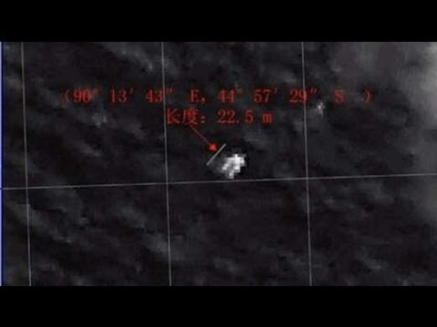 Missing MH370: China Satellite Spots Object In Indian Ocean