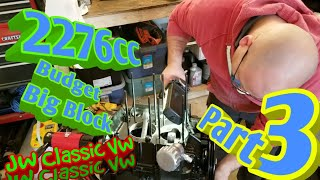 VW BUG | Engine Build | 2276 Part 3 | JW Classic VW