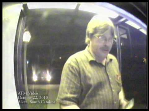 ATM Video of Child Pornography Suspect David Lee Sheffield