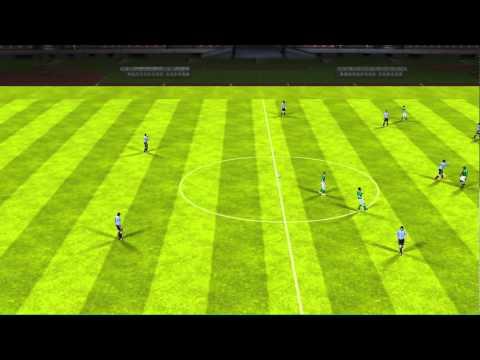 FIFA 14 iPhone/iPad - Argentina vs. Germany