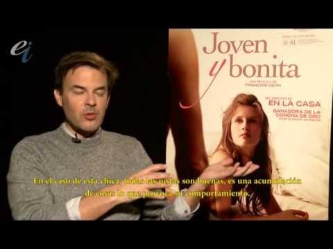 Entrevista François Ozon. Estreno Joven y Bonita. Marzo 2014