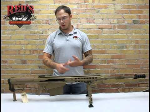 Barrett Firearms MFG M107A 50 BMG Sniper Rifle