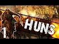 Total War: Attila - Huns Campaign #1 ~ Scourge of God!