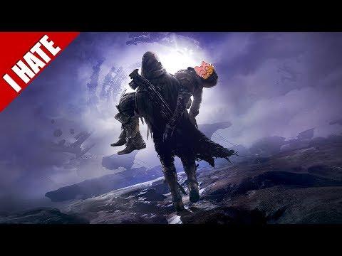 I HATE Destiny 2: Forsaken