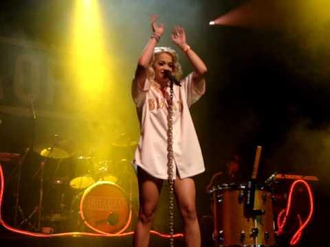 Rita Ora - Facemelt & Roc The Life Live In SF