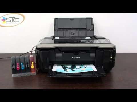Impresora Fotografica Canon Pixma IP4810 con Sistema de Tinta Continua