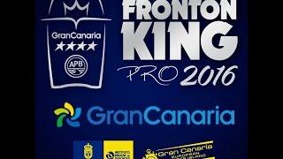 Гран Канария Фронтон Кинг Про 2016 : Эдин