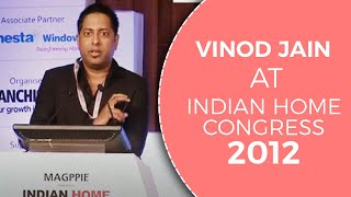 Vinod Jain  Managing Director  Magppie
