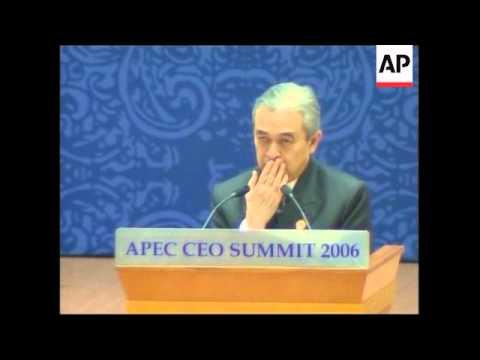 Southeast Asian leaders meet, comment, Bush
