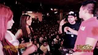 FlipTop - Rapido/Mocks Wun vs Lil Sisa/Hearty tha Bomb
