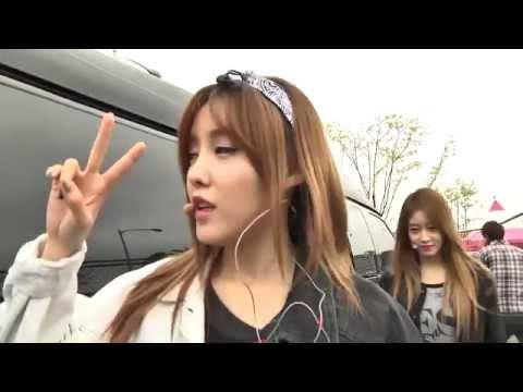130510 Daily T-ara In Seoul - Day 1