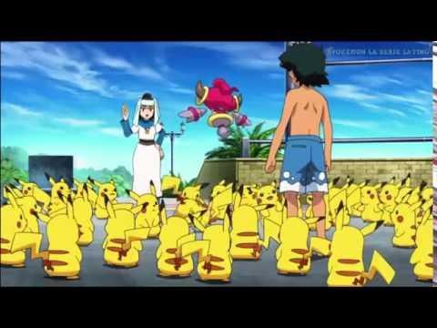 Pelicula Pokemon go 2016