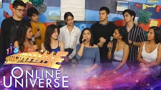 Showtime Online Universe: Mindanao contender Mariane Osabel is a professional singer