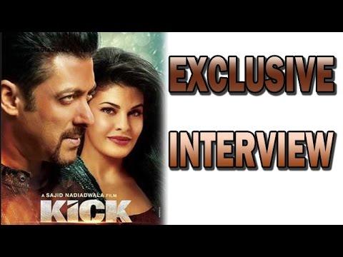 Kick Movie - Salman Khan And Jacqueline Fernandez - Exclusive Interview video
