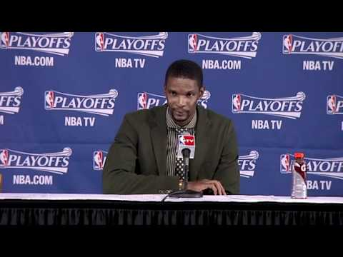 Chris Bosh Gets Pissed Media Doesn't Care to Ask Him Questions