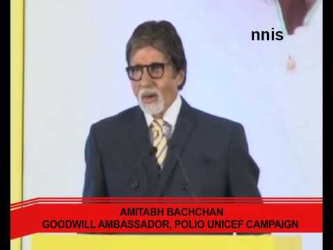 Ready To Be Angry Everyday If It Makes India Polio Free – Big B