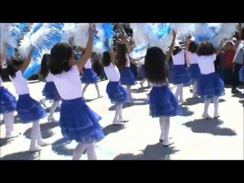 2013 Selçuklu Osman Gazi İlkokulu 3. Sınıflar 23 Nisan Çember Gösterisi