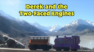 Enterprising Engines: Derek and the Two-Faced Engines