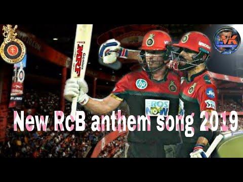 New RcB anthem song 2019 || Latest vk videos/cricket ||