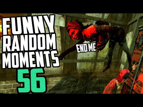 Dead by Daylight funny random moments montage 56