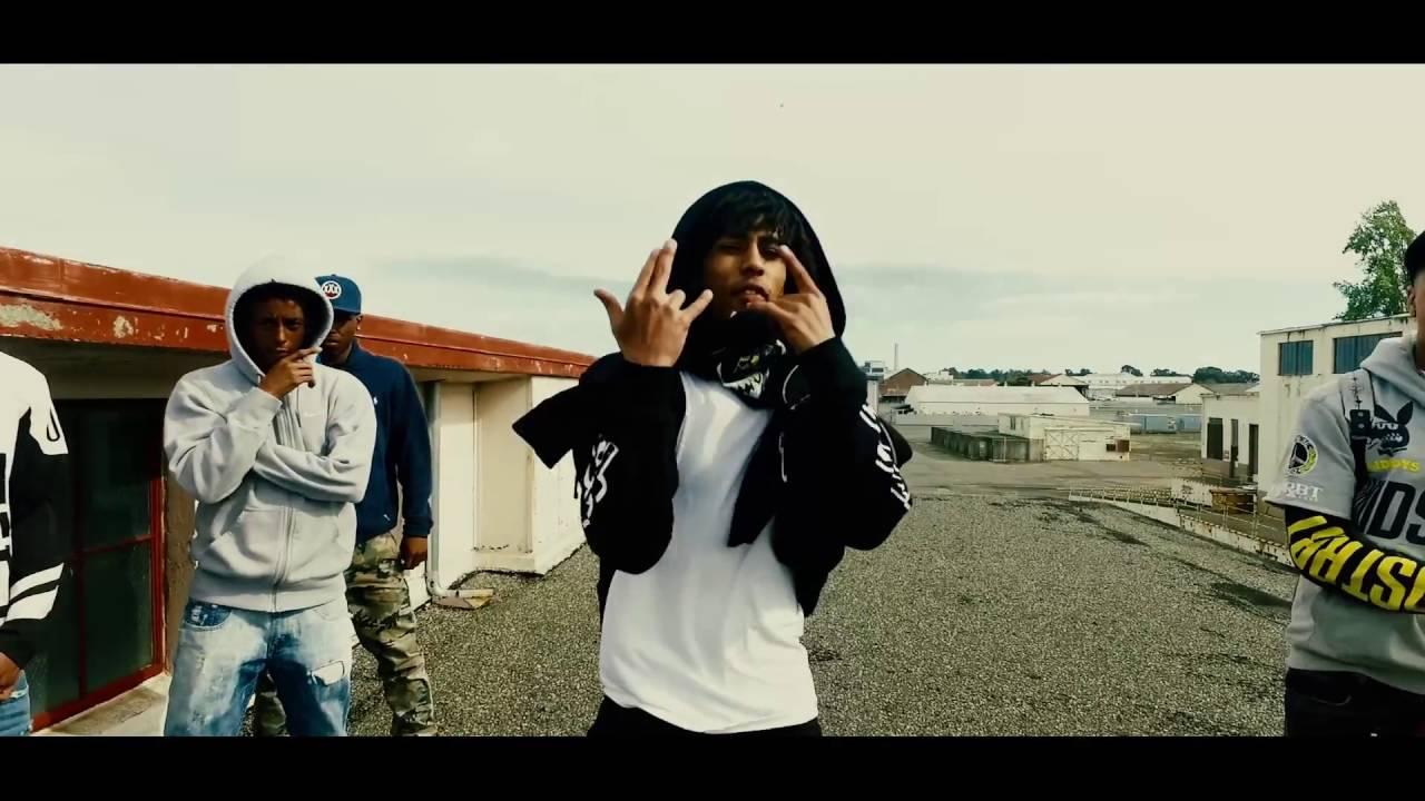 LEEAK Ft. Murdock - YSN ( Young Street Nigga ) (Prod.YungMari) Dir. WeThePartySean